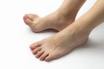 足の指の毛脱毛